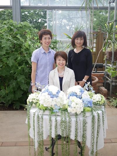 シビルウエヂングの花