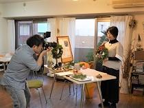 中日東京新聞取材