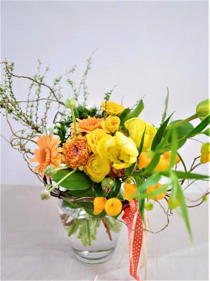 イースターの花束