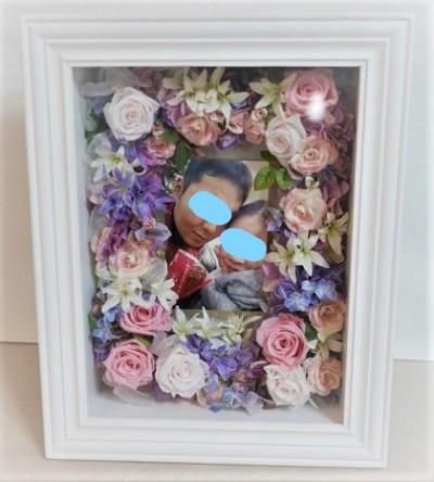 大好きなお花に囲まれて幸せ満開