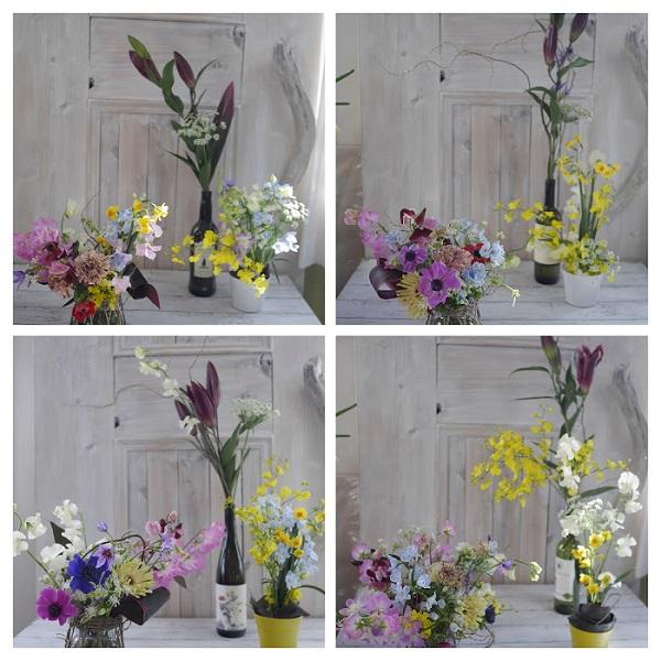 お家で楽しむ花